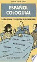libro Espanol Coloquial. Per Le Scuole Superiori