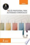 libro Inglés Profesional Para Actividades Comerciales