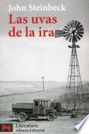 libro Las Uvas De La Ira