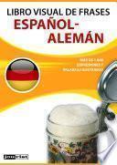 libro Libro Visual De Frases Español Alemán