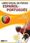 libro Libro Visual De Frases Español Portugués