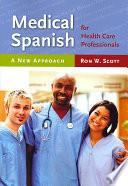 libro Medical Spanish For Health Care Professionals