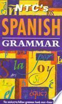 Ntc S Spanish Grammar