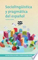 libro Sociolingüística Y Pragmática Del Español
