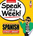 Speak In A Week Latin American Spanish Street Smart