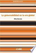 La Gobernabilidad En La Era Global