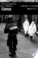 Crónicas Argelinas (1939 1958)
