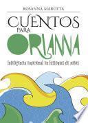 Cuentos Para Oriana