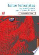 libro Entre Terroristas