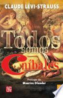 libro Todos Somos Caníbales