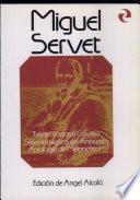 libro Treinta Cartas A Calvino ; Sesenta Signos Del Anticristo ; Apología De Melanchton