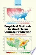 libro Empirical Methods In Short Term Climate Prediction