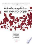libro Aféresis Terapéutica En Neurología