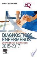 Diagnósticos Enfermeros. Definiciones Y Clasificación 2015 2017
