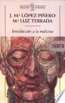 libro Introducción A La Medicina