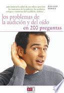 libro Los Problemas De La Audición Y Del Oído En 20 Preguntas
