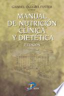 libro Manual De Nutrición Clínica Y Dietética