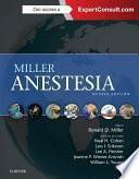 Miller. Anestesia + Expertconsult