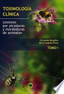 libro Toxinologia Clinica. Lesiones Por Picaduras Y Mordeduras De Animales
