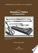 Historia De La Música En 6 Bloques : Bloque 4 : Dinámica Y Timbre : Los Instrumentos