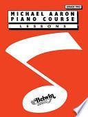 libro Michael Aaron Piano Course: Lessons, Grade 2