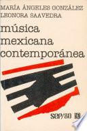 Música Mexicana Contemporánea