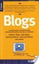 libro Blogs