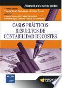 Casos Prácticos Resueltos De Contabilidad De Costes