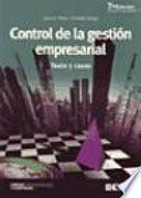 Control De La Gestion Empresarial (7 Ed)