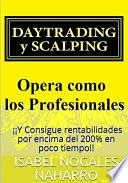 Daytrading Y Scalping