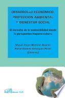 Desarrollo Económico, Protección Ambiental Y Bienestar Social