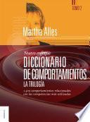 libro Diccionario De Comportamientos. La Trilogía. Tomo 2