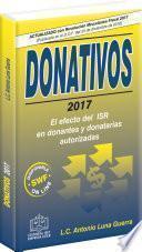 Donativos 2017