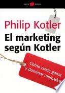 libro El Marketing Según Kotler
