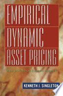libro Empirical Dynamic Asset Pricing