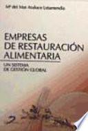 Empresas De Restauración Alimentaria