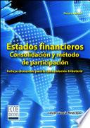 Estados Financieros Consolidación Y Métodos De Participación