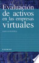 Evaluación De Activos En Las Empresas Virtuales