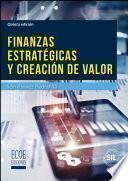Finanzas Estrátegicas Y Creación De Valor