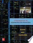 libro Fundamentos De Administracion Financiera (14a. Ed.)