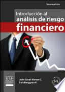 libro Intrducción Al Análisis De Riesgos Financiero