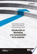Introducción Al Marketing Y La Comunicación En La Empresa 2ª Edición