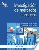 Investigación De Mercados Turísticos