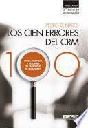 libro Los Cien Errores Del Crm