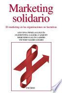 libro Marketing Solidario