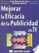Mejorar La Eficacia De La Publicidad En Tv