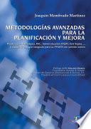 libro Metodologías Avanzadas Para La Planificación Y Mejora