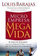 libro Microempresa, Megavida