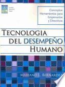 Tecnologia Del Desempeo Humano
