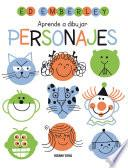 libro Aprende A Dibujar Personajes
